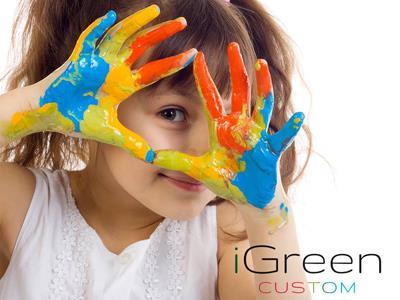 Linea iGreen per bambini